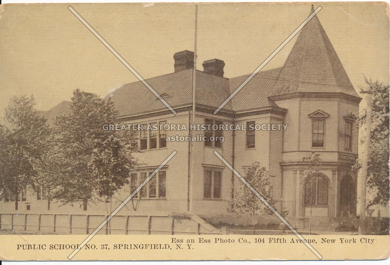 Public School No.37, Springfield, N.Y.