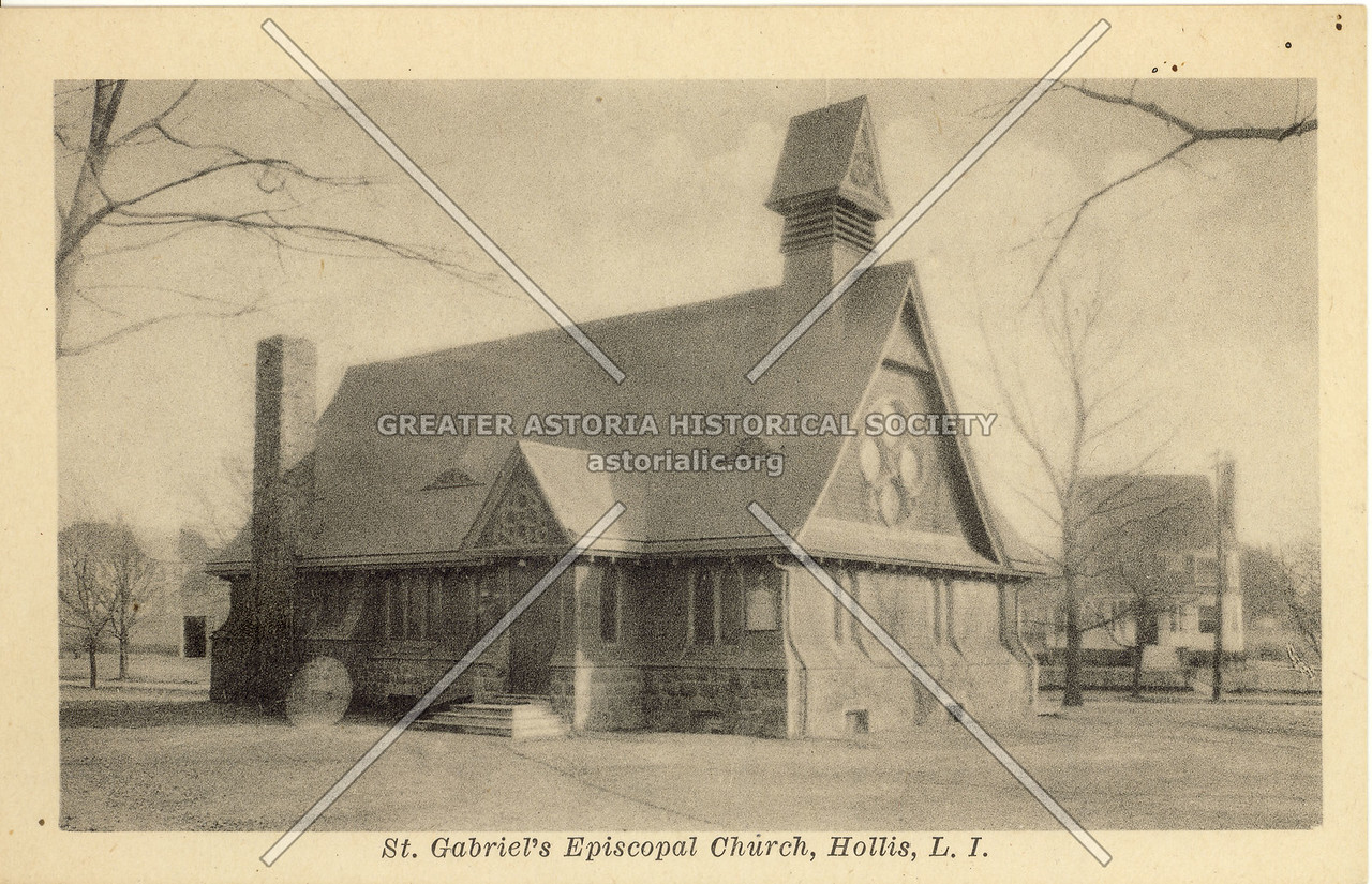 St. Gabriel's Episcopal Church, Hollis, L.I.