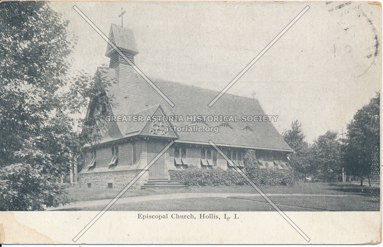 Episcopal Church, Hollis, L.I.