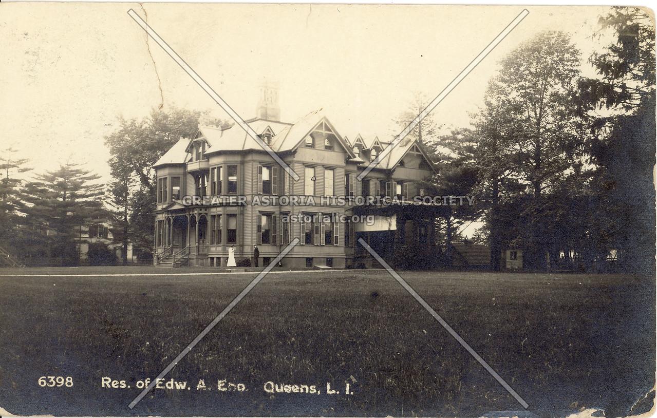 Res. of Edw. A. Eno, Queens, L.I.