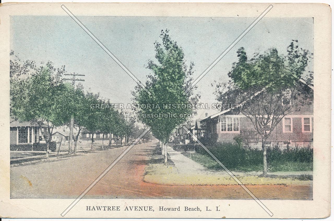 Hawtree Avenue, Howard Beach, L.I.