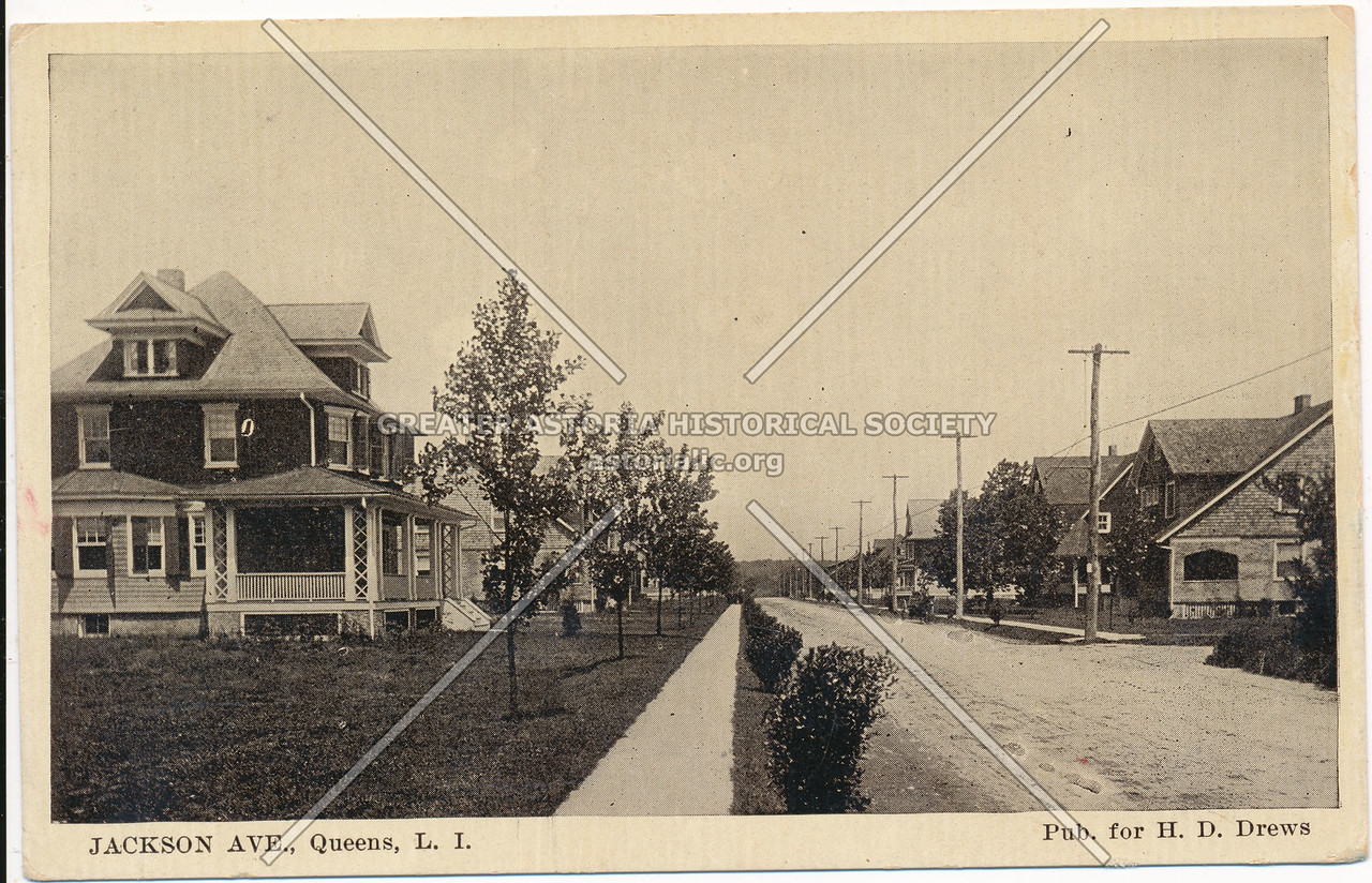 Jackson Ave (220 St)., Queens, L.I.