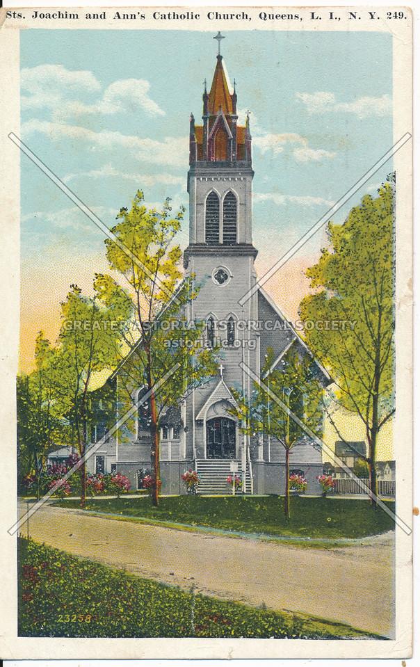Sts. Joachim and Ann's Catholic Church, Queens, L.I., N.Y.