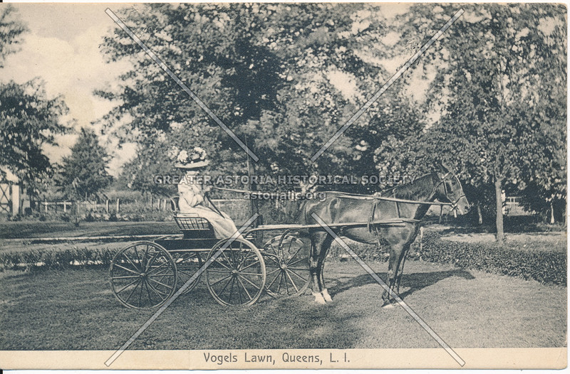 Vogels Lawn, Queens Village, L.I.