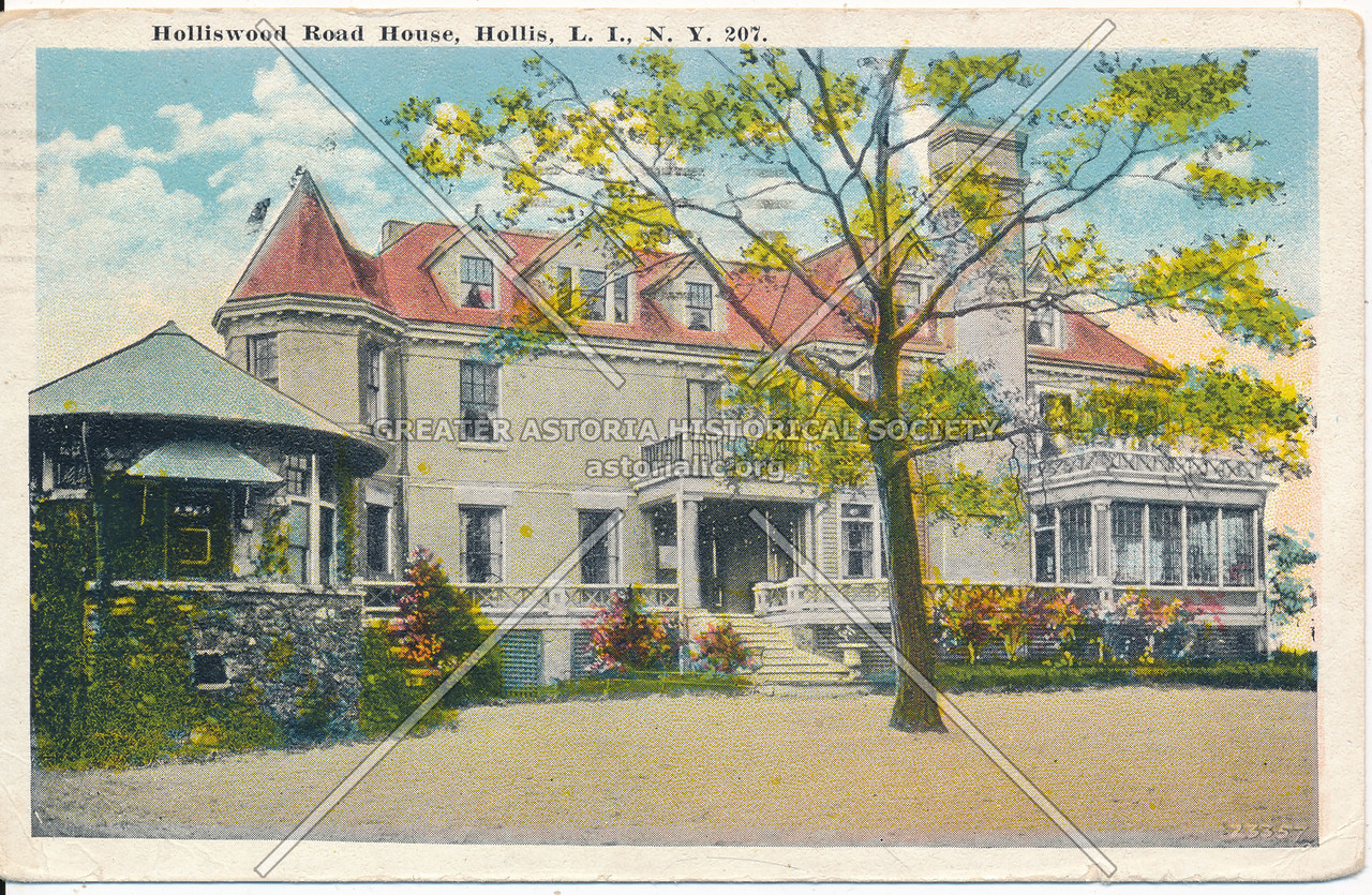 Holliswood Road House, Hollis, L.I., N.Y.