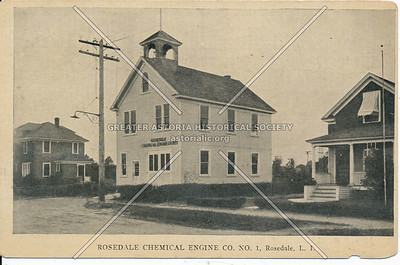 Rosedale Chemical Engine Co. No. 1, Rosedale, L.I.