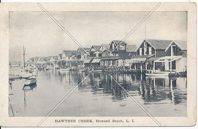 Hawtree Creek, Howard Beach, L.I.