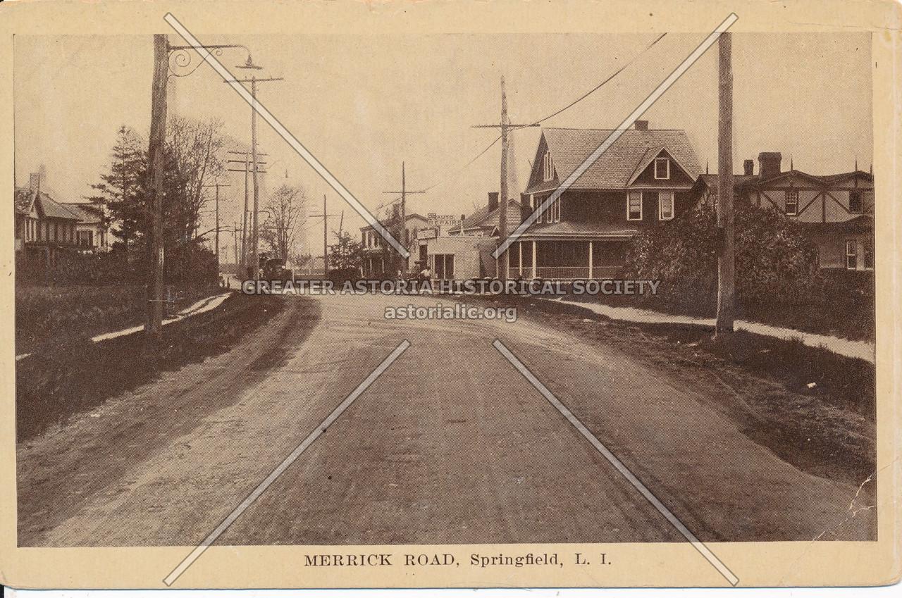 Merrick Road (Merrick Blvd), Springfield, L.I.