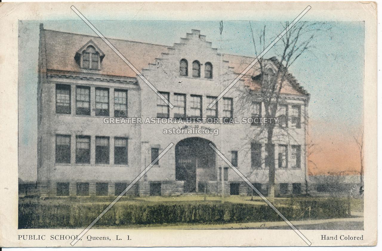 Public School, Queens, NY
