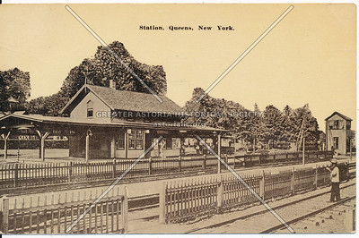 Station, Queens Villlage, New York