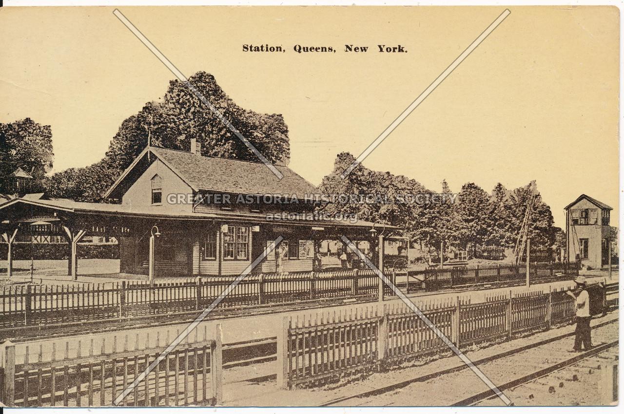 Station, Queens Villlage, New York