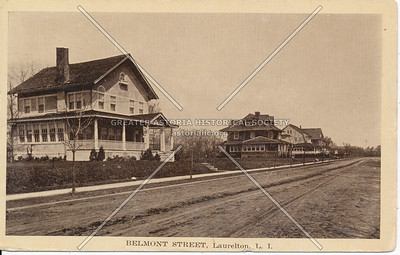 Belmont Street (224 St), Laurelton, L.I.