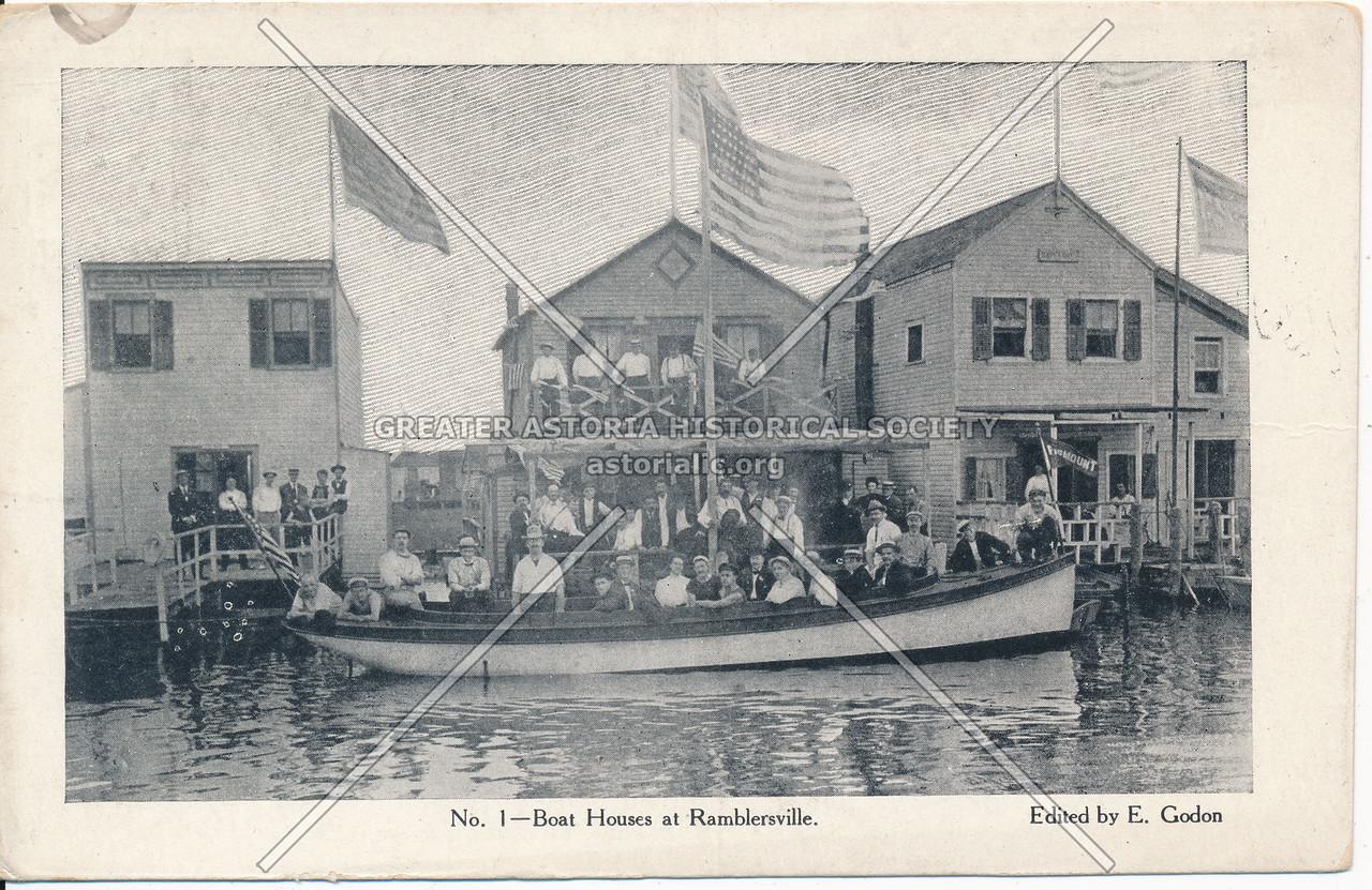 Boat Houses at Ramblersville