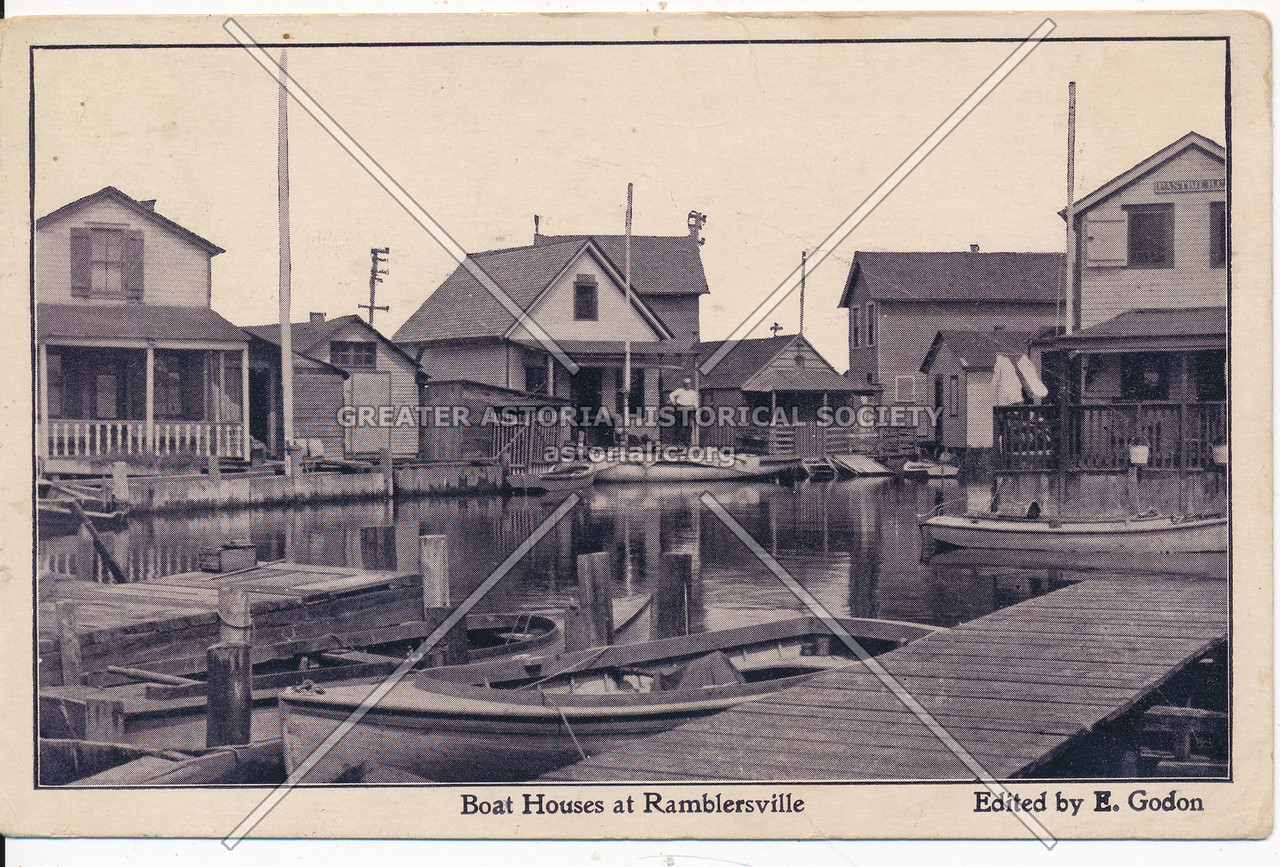 Boat Houses at Ramblersville