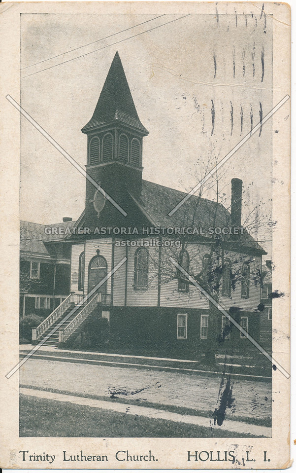 Trinity Lutheran Church, Hollis, L.I.