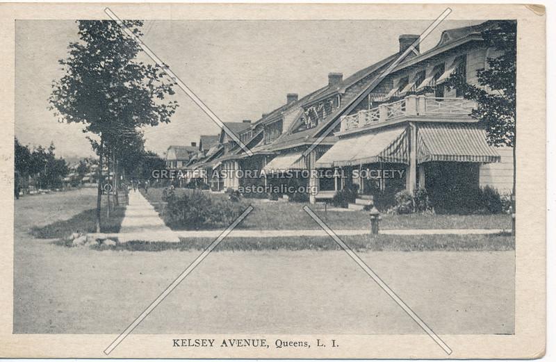 Kelsey Avenue (219 St), Queens, L.I.