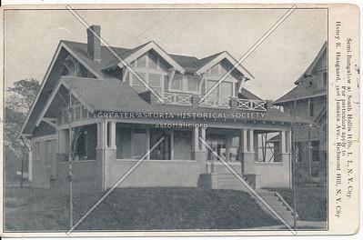 Semi-Bungalow at South Hollis Hills, L.I., N.Y. City