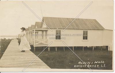 Bedell's Walk, Harbor Haven, L.I.