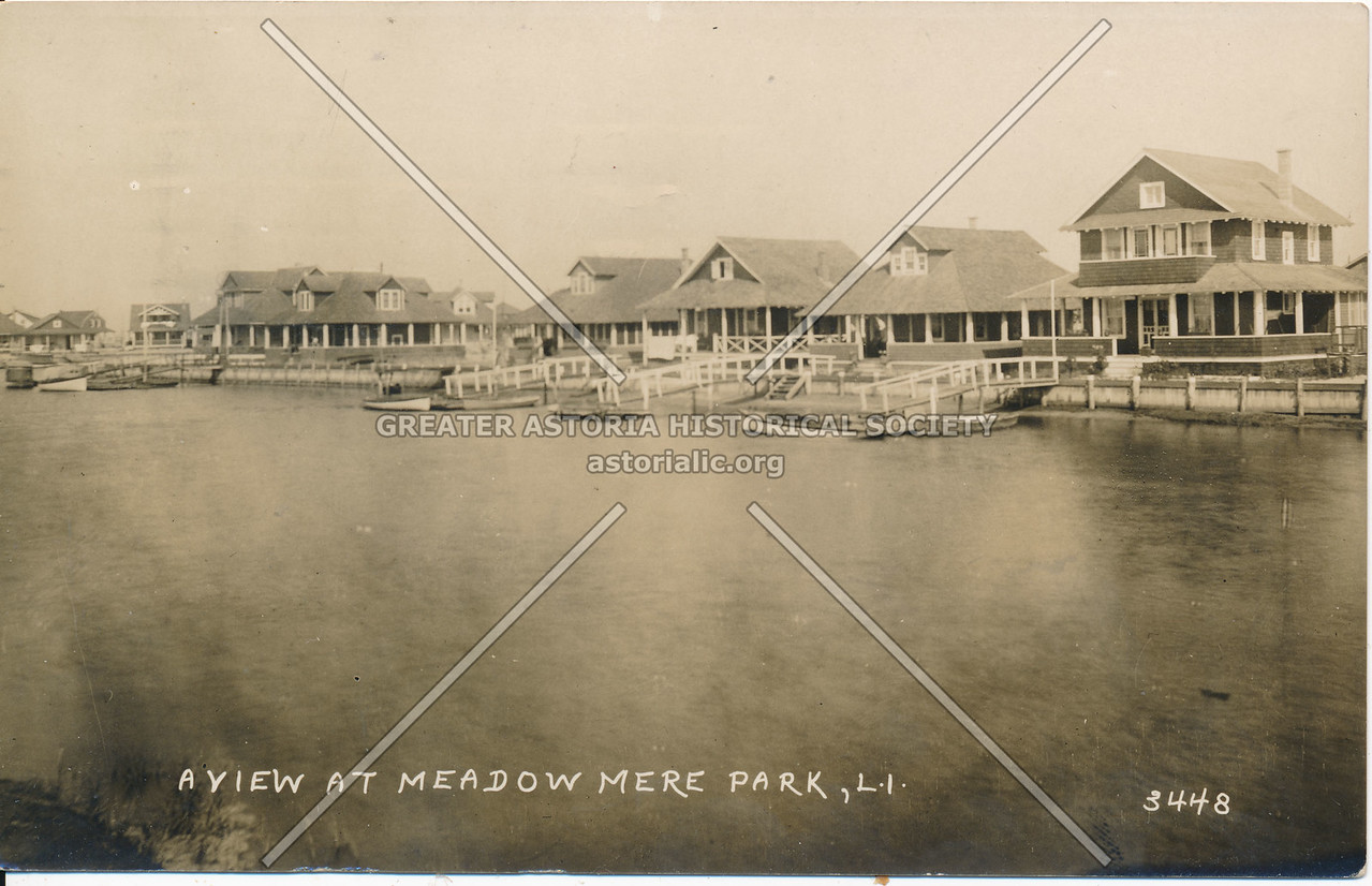 A View at Meadowmere Park, L.I.
