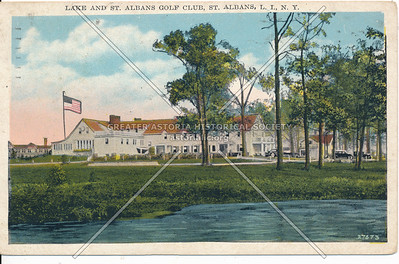 Lake and St. Albans Golf Club, St. Albans, L.I., N.Y.