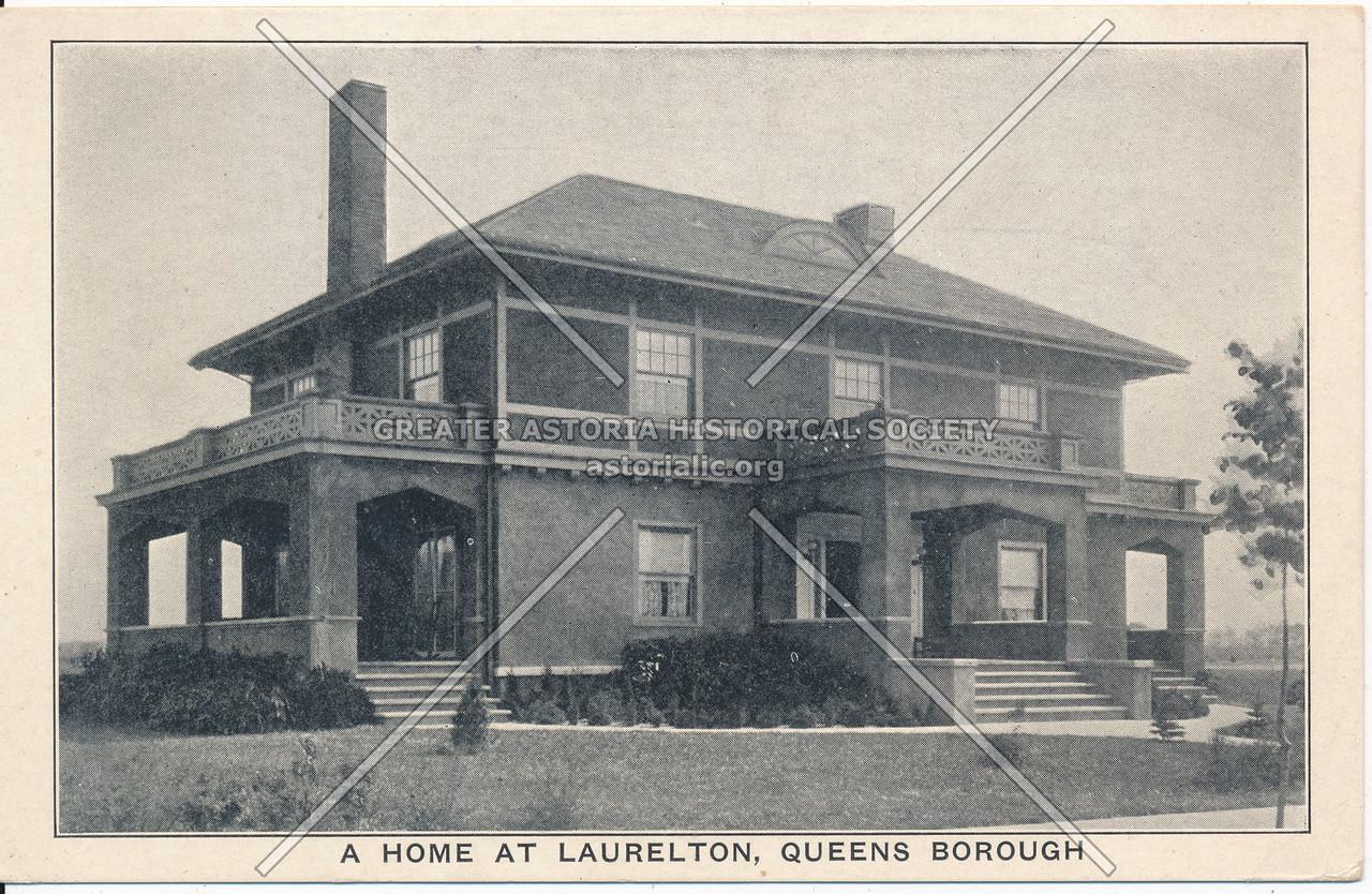 A Home at Laurelton, Queens Borough