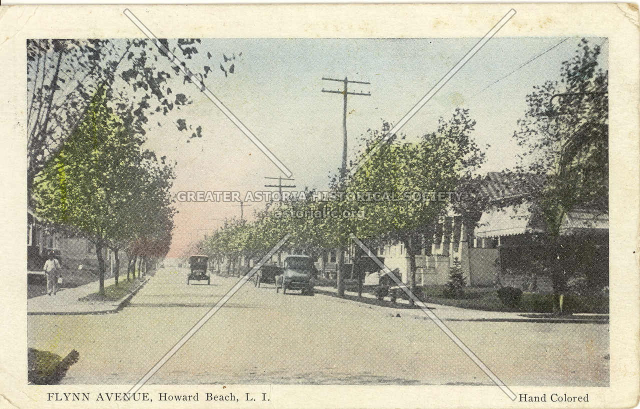 Flynn Avenue (160 Ave) , Howard Beach, L.I.