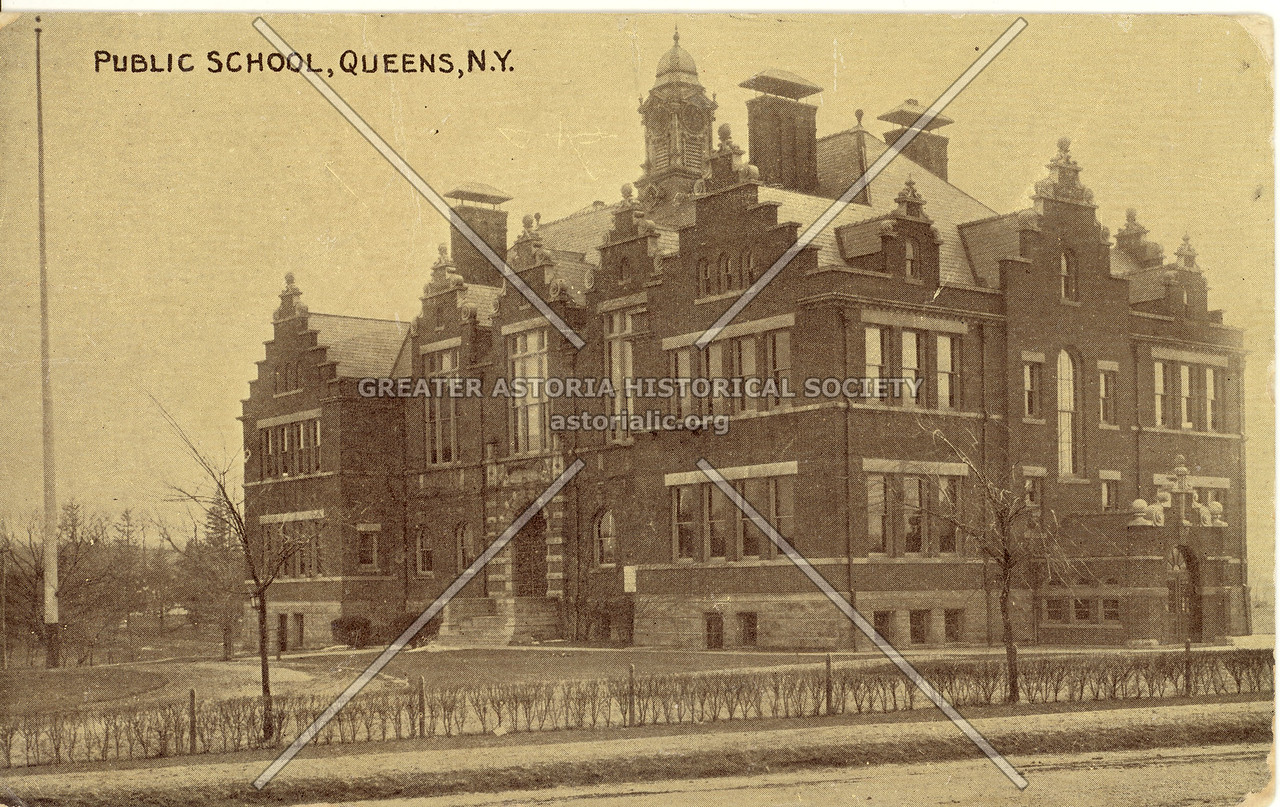 Public School, Queens, N.Y.