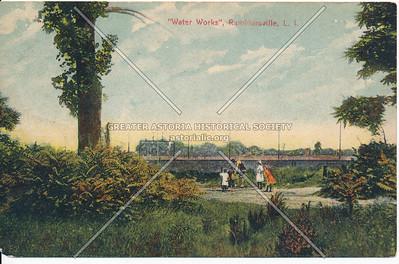 """""""Water Works"""", Ramblersville, L.I."""