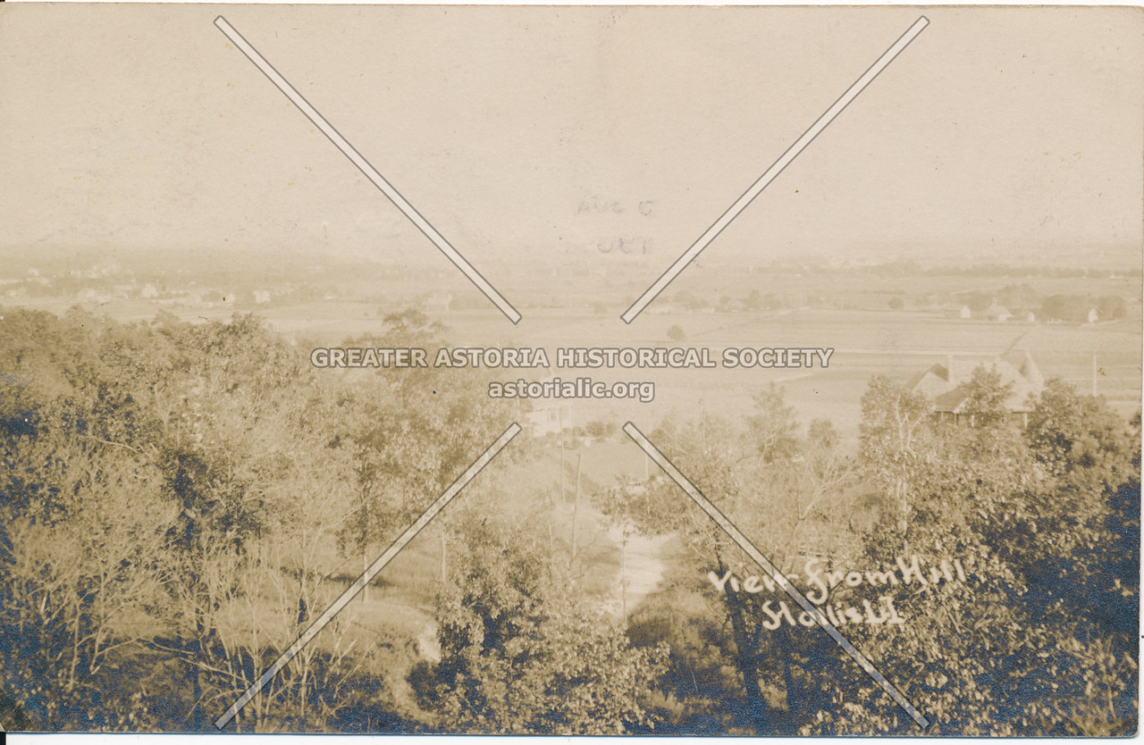 View from Hill, Hollis, L.I.