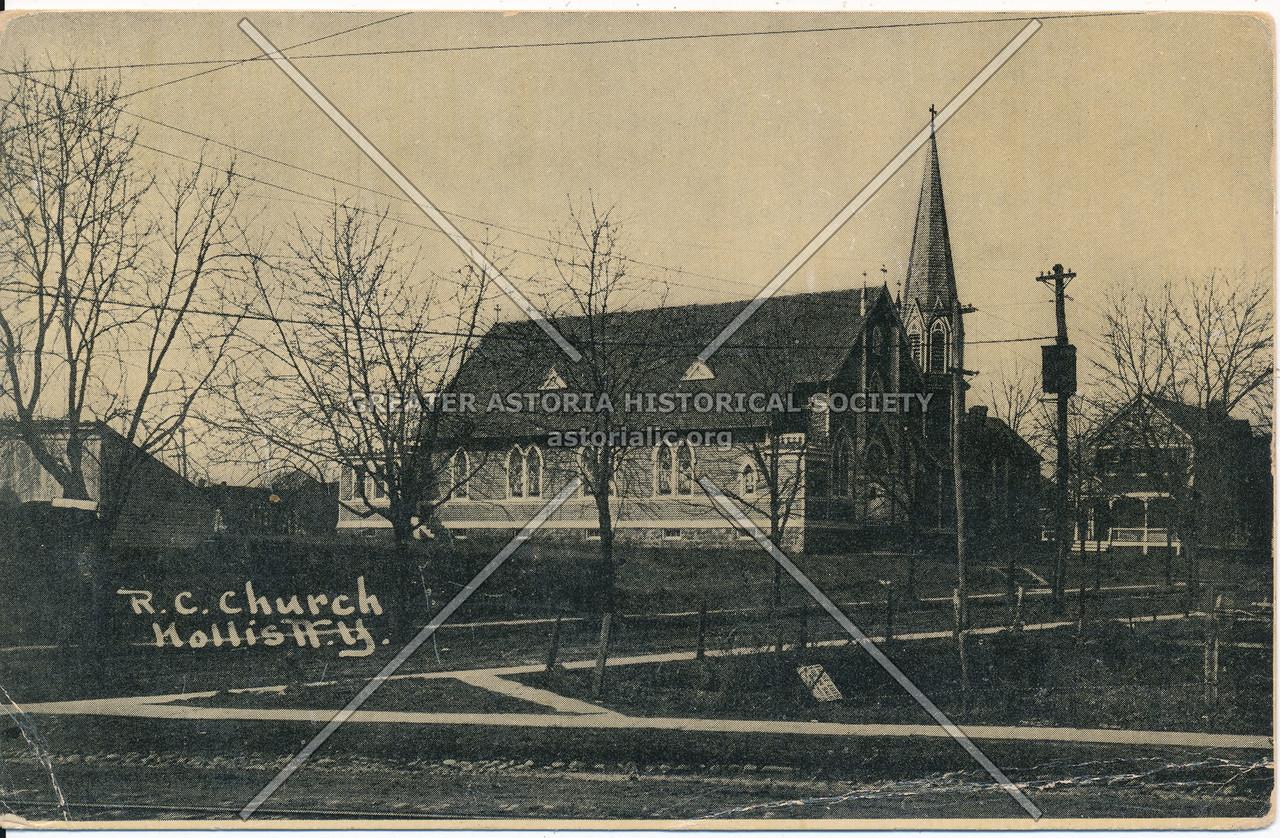 Roman Catholic Church, Hollis, N.Y.