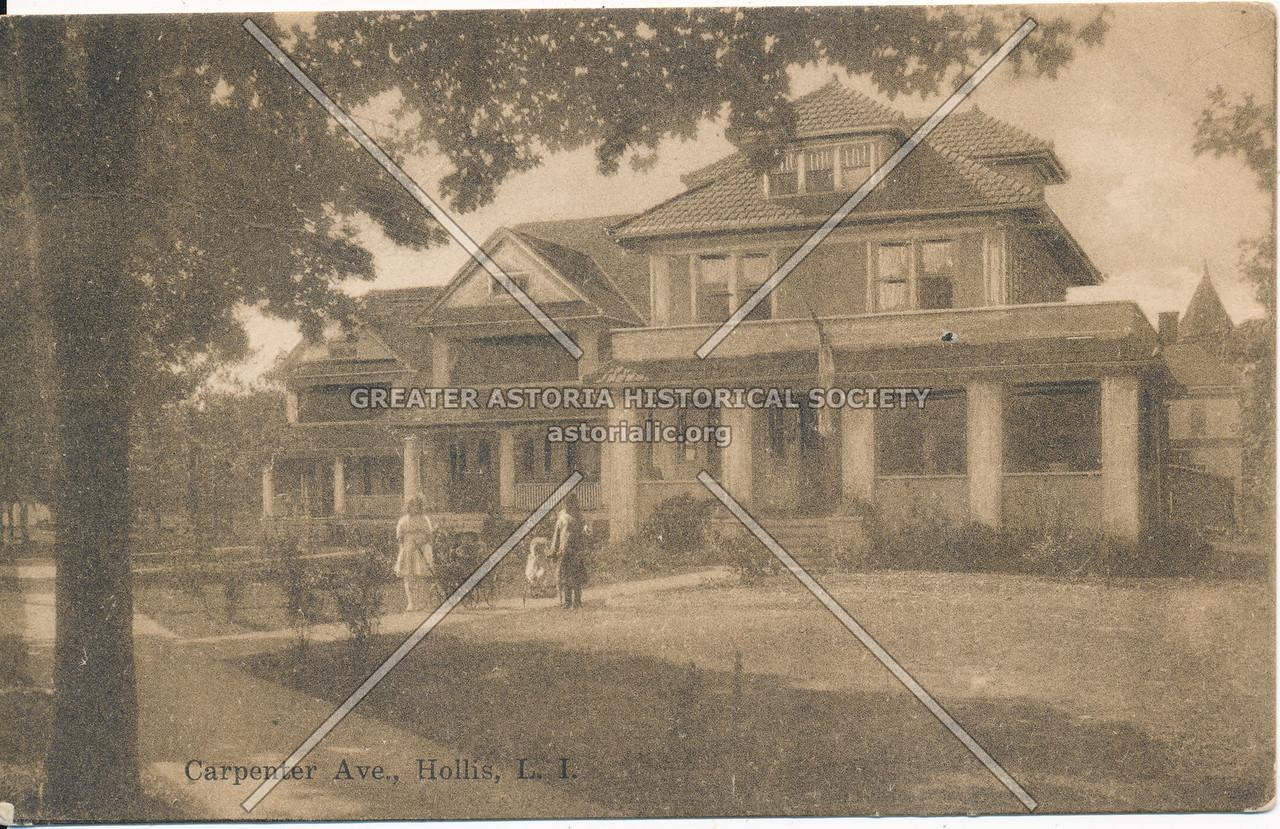 Carpenter Ave. Hollis L.I.