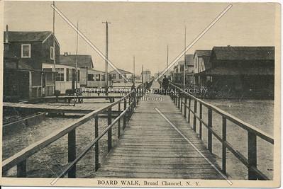 Board Walk, Broad Channel, N.Y.
