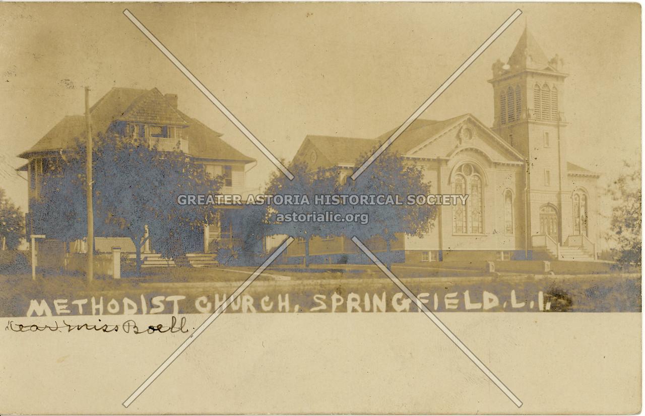 Methodist Church, Springfield, L.I.