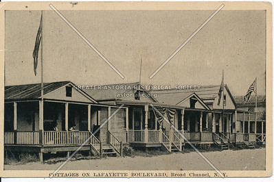 Cottages on Lafayette Boulevard, Broad Channel, N.Y.