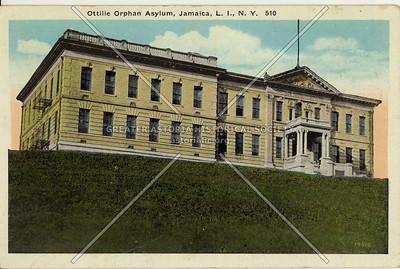 Ottilie Orphan Asylum, 148 St, Jamaica, L.I., N.Y.