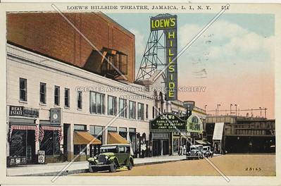 Loew's Hillside Theatre, Jamaica, L.I., N.Y.