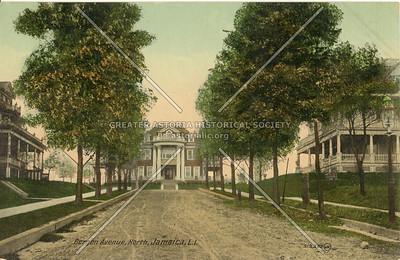 Bergen Avenue (166 St), Jamaica, L.I., N.Y.