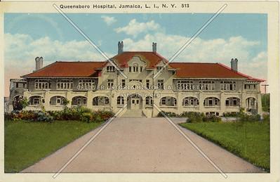 Queensboro Hospital, Jamaica, L.I., N.Y.