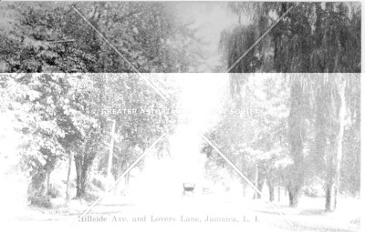 Hillside Ave. and Lovers Lane, Jamaica, L.I., N.Y.
