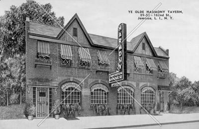Ye Olde Harmony Tavern, 89-52 - 162nd St., Jamaica, L.I., N.Y.
