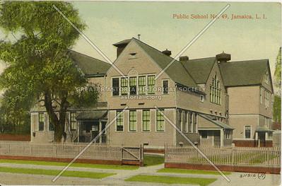Public School No. 49, Jamaica, L.I., N.Y.