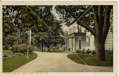 King Manor, King's Park, Jamaica, L.I.