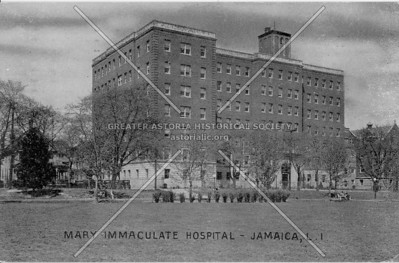Mary Immaculate Hospital - Jamaica, L.I., N.Y.