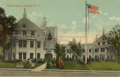 Chapin House, Jamaica, L.I., N.Y.