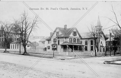 German Ev. St. Paul's Church, Jamaica, L.I., N.Y.
