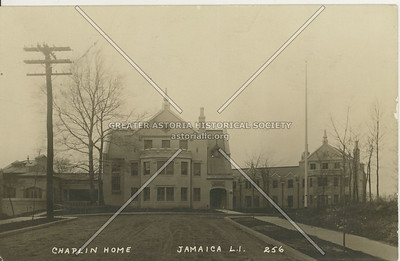 Chapin Home, Jamaica, L.I., N.Y.