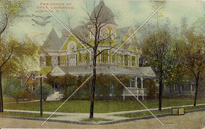 Residence of Chas. Lockwood, Jamaica, N.Y.