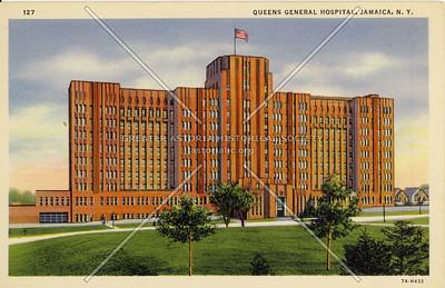 Queens General Hospital, Jamaica, L.I., N.Y.