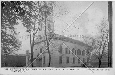 Presbyterian Church, 164 St., Jamaica, L.I.