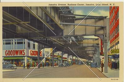 Jamaica Avenue, Business Center, Jamaica, L.I., N.Y.
